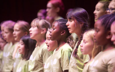 New conductor for LYC Girls' Choir